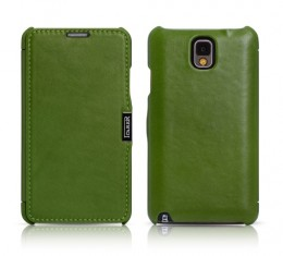 Чехол iCarer для Samsung Galaxy Note3 N900/9005 Green
