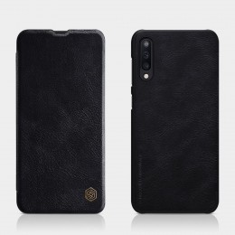 Чехол Nillkin Qin Leather Case для Samsung Galaxy A50s (2019) SM-A507 Black (черный)