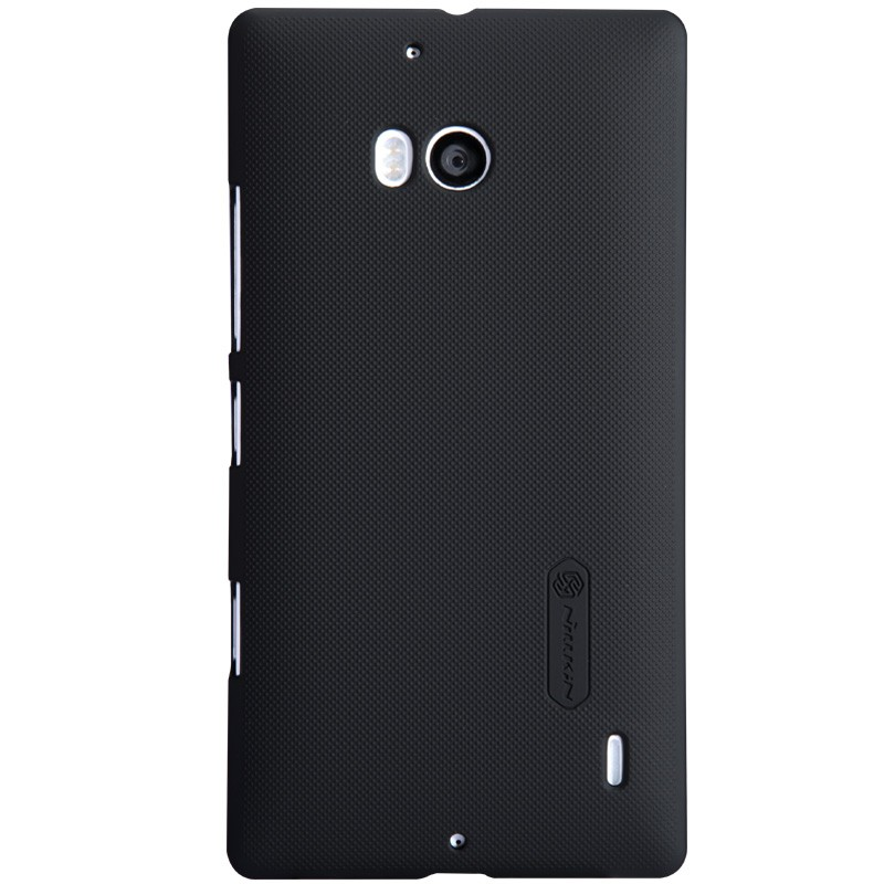 Накладка Nillkin Frosted Shield пластиковая для Nokia Lumia 930 Black (черная)