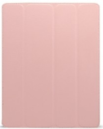 Чехол Melkco Premium Leather case для iPad 4/3/2 Pink