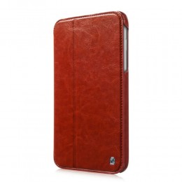 Чехол HOCO Crystal series Leather Case для Samsung Galaxy Tab3 7.0 Lite T110/T116 коричневый