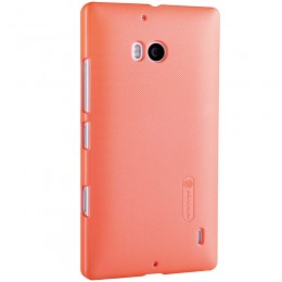 Накладка Nillkin Frosted Shield пластиковая для Nokia Lumia 930 Red (красная)
