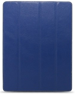 Чехол Melkco Premium Leather case для iPad 4/3/2 Dark Blue