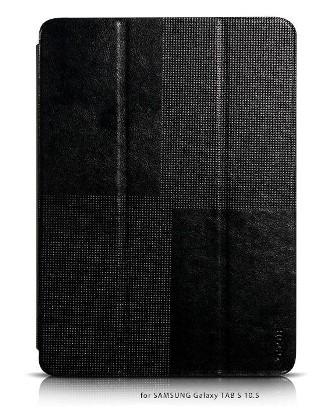 Чехол HOCO Crystal series Leather Case для Samsung Galaxy Tab S 10.5 T805/800 черный