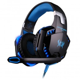 Наушники Kotion Each G2000 Pro Gaming Headset синие