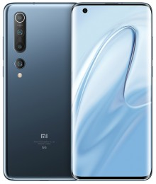 Мобильный телефон Xiaomi Mi10 8/256Gb Twilight Grey/Серебристый титан EU