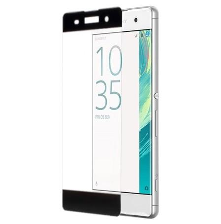 Защитное стекло для Sony Xperia XA Ultra Full Screen черное