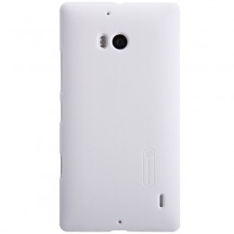 Накладка Nillkin Frosted Shield пластиковая для Nokia Lumia 930 White (белая)