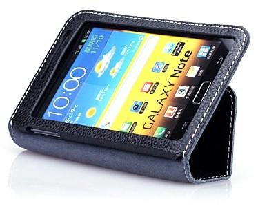 Чехол Yoobao Executive Leather Case for Samsung N7000 Galaxy Note Black