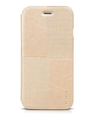 Чехол-книжка HOCO Crystal Series Case для iPhone 6 Plus Golden