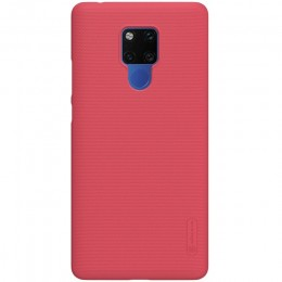 Накладка Nillkin Frosted Shield пластиковая для Huawei Mate 20X Red (красная)