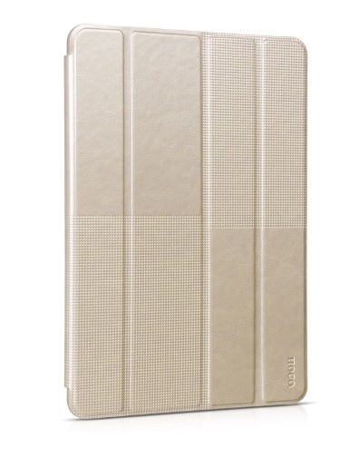 Чехол HOCO Crystal Fashion leather case для iPad Air 2 Golden