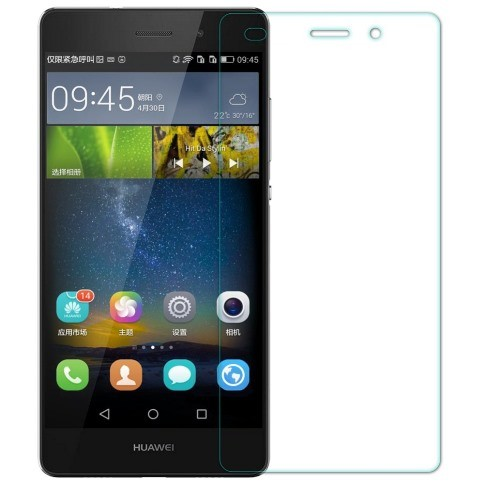 Пленка защитная для Huawei P8 Lite глянцевая