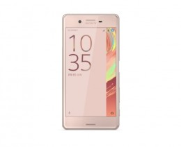 Мобильный телефон Sony Xperia X Performance Dual F8132 Rose Gold