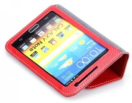 Чехол Yoobao Executive Leather Case for Samsung N7000 Galaxy Note Red