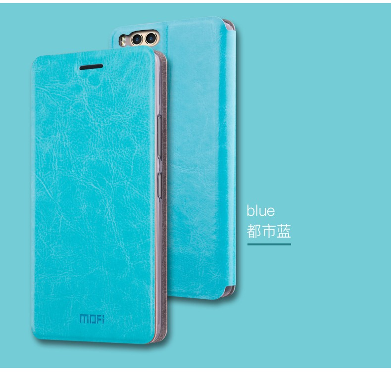 Чехол Mofi для Xiaomi Mi6 Light Blue (голубой)