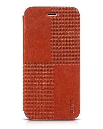 Чехол-книжка HOCO Crystal Series Case для iPhone 6 Plus Brown