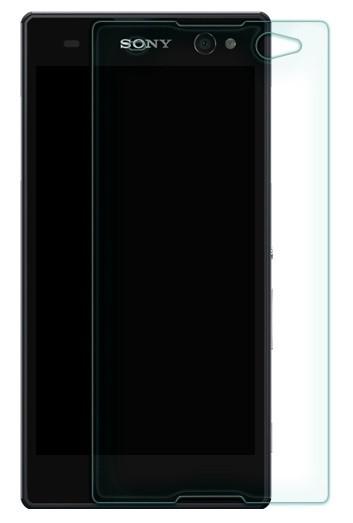 Пленка защитная для Sony Xperia C3 глянцевая