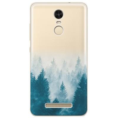 Накладка силиконовая для Xiaomi Redmi Note 3 Туман 3D