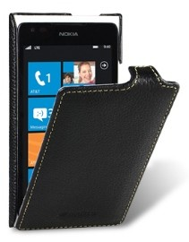 Чехол Melkco для Nokia Lumia 900 Black