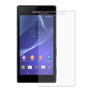 Пленка защитная для Sony Xperia M2 матовая