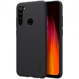Накладка Nillkin Frosted Shield пластиковая для Xiaomi Redmi Note 8 Black (черная)