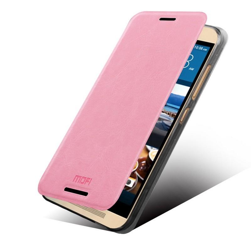 Чехол Mofi для HTC E9 Plus (E9+) Pink (розовый)