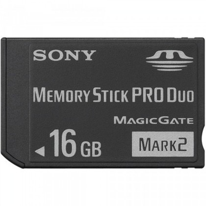 Sony Memory Stick Pro Duo 16Gb High Speed ОРИГИНАЛЬНАЯ!!!