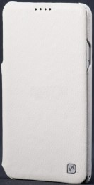 Чехол HOCO Duke Leather Case для Samsung Galaxy Note3 N900/9005 Open Flip White (белый)