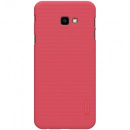 Накладка Nillkin Frosted Shield пластиковая для Samsung Galaxy J4 Plus 2018 (J415/J4 Prime) Red (красная)