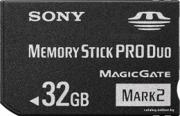 Sony Memory Stick Pro Duo 32Gb High Speed ОРИГИНАЛЬНАЯ!!!