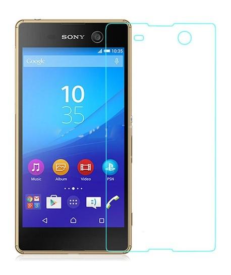 Пленка защитная для Sony Xperia M5/M5 Dual глянцевая