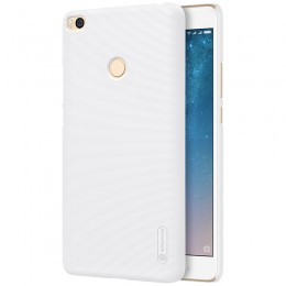 Накладка Nillkin Frosted Shield пластиковая для Xiaomi Mi Max 2 White (белая)