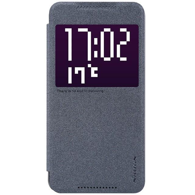 Чехол Nillkin Sparkle Series для HTC One X9 Black (черный)