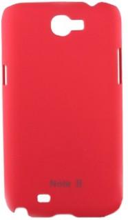 Накладка для Samsung N7100 Galaxy Note II красная