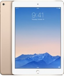 Планшет Apple iPad Air 2 128Gb Wi-Fi + Cellular Gold