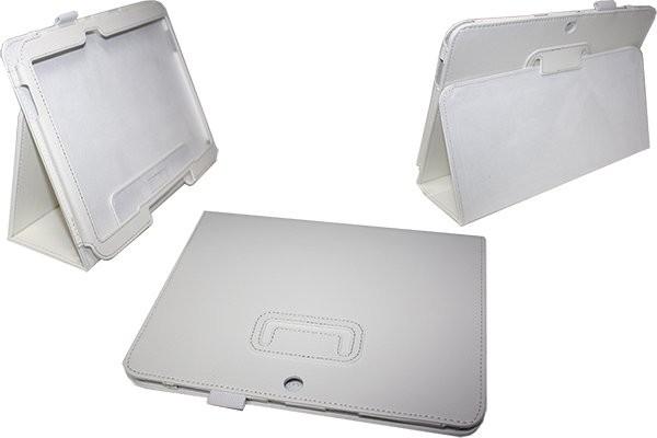 Чехол Armor Slim для Samsung Galaxy Tab3 10.1 P5200/5210 белый