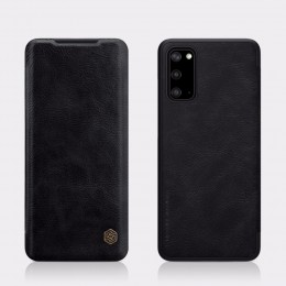 Чехол Nillkin Qin Leather Case для Samsung Galaxy S20 SM-G980 Black (черный)
