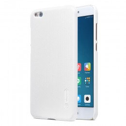 Накладка Nillkin Frosted Shield пластиковая для Xiaomi Mi5C White (белая)