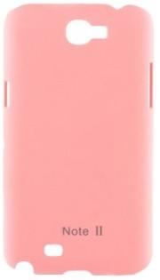 Накладка для Samsung N7100 Galaxy Note II розовая