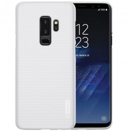 Накладка Nillkin Frosted Shield пластиковая для Samsung Galaxy S9 Plus SM-G965 White (белая)