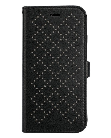 Чехол-книжка Jisoncase Fashion Wallet Case для iPhone 6 Black