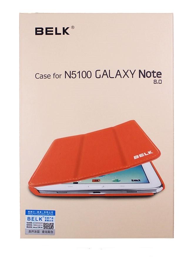 Чехол BELK для Samsung Galaxy Note 8.0 GT-N5100 оранжевый