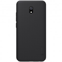 Накладка Nillkin Frosted Shield пластиковая для Xiaomi Redmi 8A Black (черная)