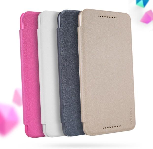 Чехол Nillkin Sparkle для Huawei Nexus 6P белый