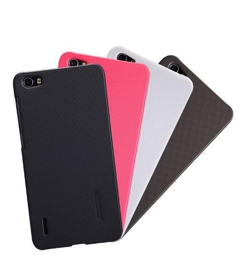 Накладка Nillkin пластиковая для Huawei Honor 6 красная