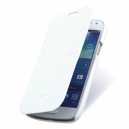 Чехол Sipo для Samsung Galaxy S4 mini i9190/9192/9195 Book Type White (белый)