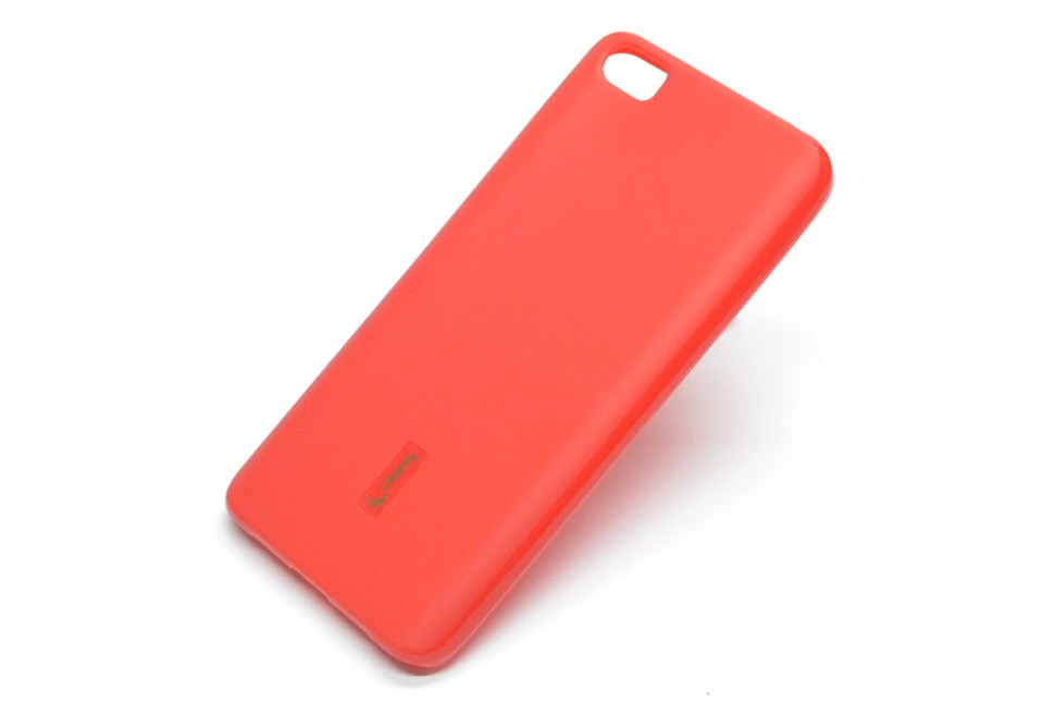 Накладка Cherry силиконовая для Xiaomi Mi5 красная