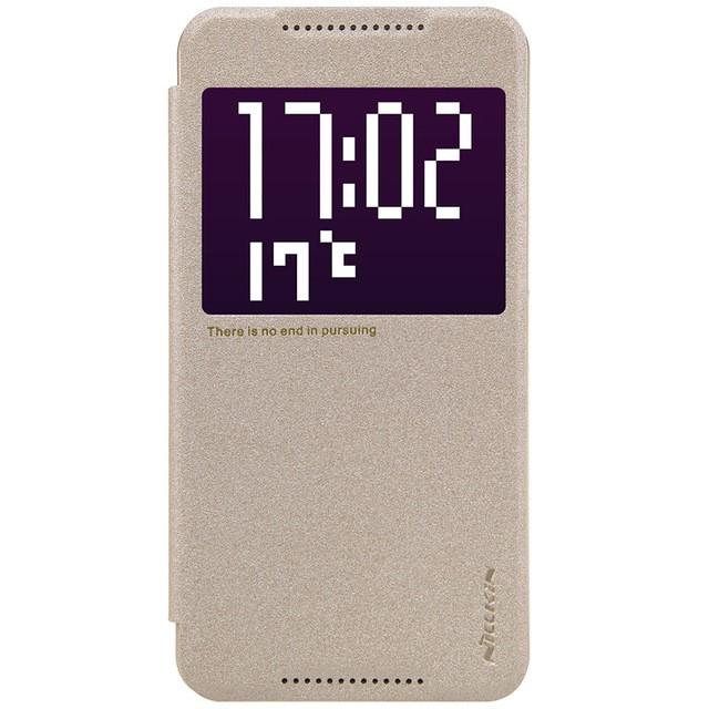 Чехол Nillkin Sparkle Series для HTC One X9 Gold (золотой)