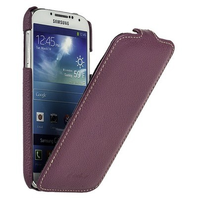 Чехол Melkco для Samsung Galaxy S4 I9500/9505 Purple